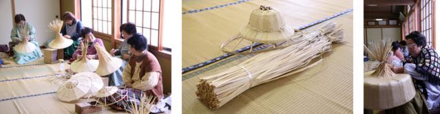 Kogei And The Ecchu Fukuoka Sedge Hats Still Have A Future. U201cThis National  Designation As A Traditional Craft Is Not Just A Decoration,u201d Asserts ...
